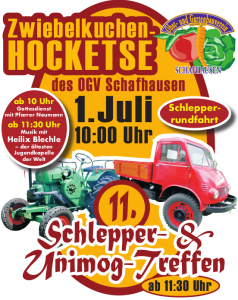 Plakat Hocketse 2018